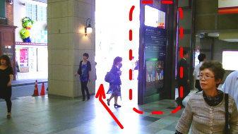 阪急梅田駅11
