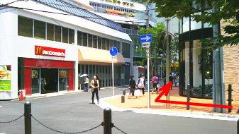 阪急梅田駅15