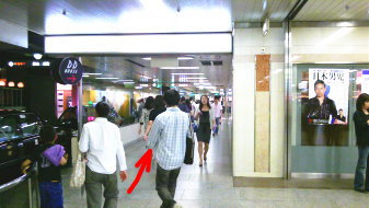 Jr大阪駅16