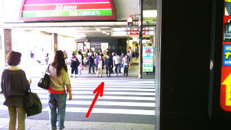 Jr大阪駅19