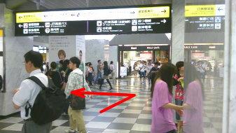 Jr大阪駅5