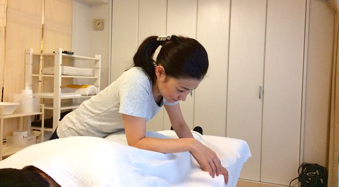 骨盤矯正  U様20170927-6|心月整体院・大阪施術院