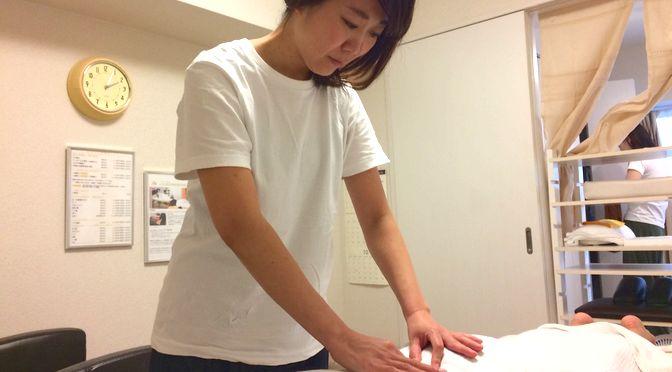 小顔矯正 W様20170222-6|心月整体院・大阪施術院