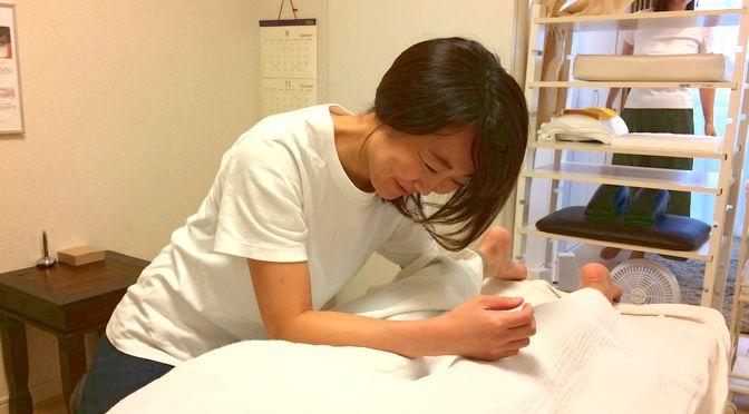 小顔矯正 K様20170411-2|心月整体院・大阪施術院