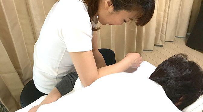 フルボディ芯圧整体 I様20180910|心月整体院・大阪施術院・女性専用サロン