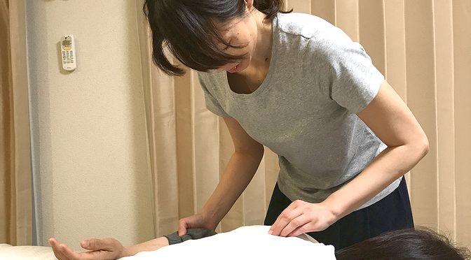 芯圧整体 N様20180320|心月整体院・大阪施術院 ・女性専用サロン