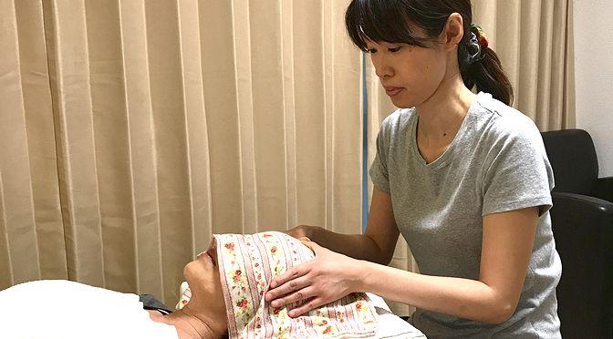 小顔矯正 M 様20170927-5|心月整体院・大阪施術院 ・女性専用サロン