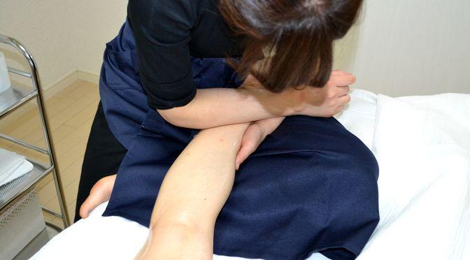 セルライト 足、ヒップ、二の腕 N様20180616-2|心月整体院・大阪施術院・女性専用サロン