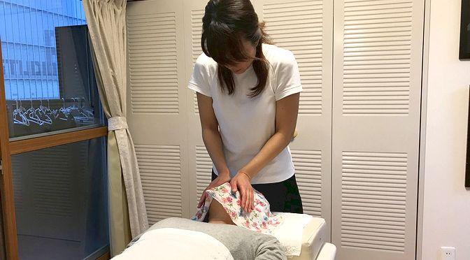 小顔矯正 S様20180228-2|心月整体院・大阪施術院・女性専用サロン