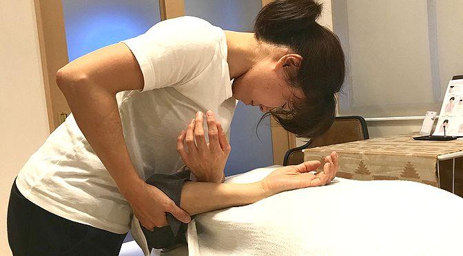芯圧整体 H 様20171219|心月整体院・奈良施術院・女性専用