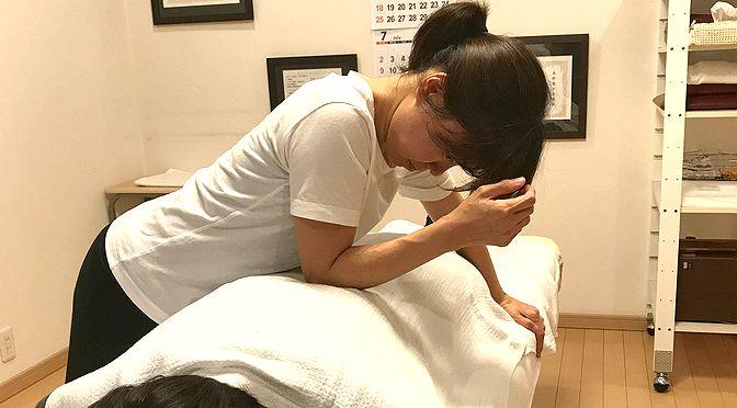 小顔矯正+骨盤矯正 U 様20180509|心月整体院・奈良施術院・女性専用