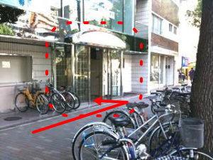 西元町駅5