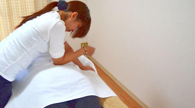 芯圧整体 T様 20191023∥ 心月整体院・神戸施術院・女性専用サロン
