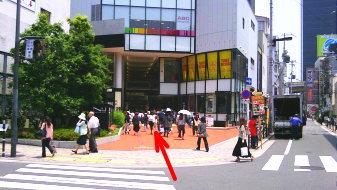 阪急梅田駅13