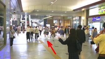 Jr大阪駅2