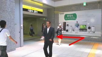 Jr大阪駅8