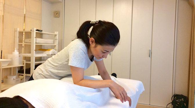 骨盤矯正 T 様20190326|心月整体院・大阪施術院・女性専用サロン