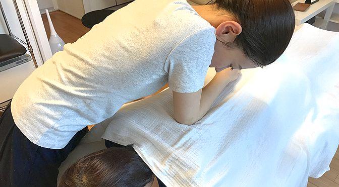 フルボディ整体 H様20190113|心月整体院・大阪施術院・女性専用サロン
