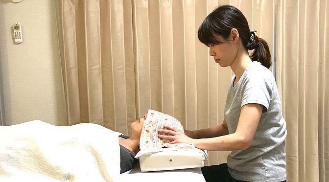 小顔矯正 N様20180907-2|心月整体院・大阪施術院・女性専用サロン
