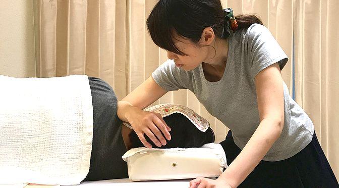 芯圧整体 M様20190305 心月整体院・大阪施術院・女性専用サロン