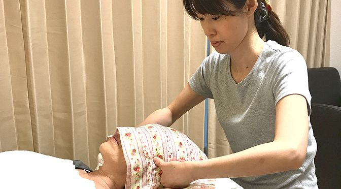 小顔矯正+骨盤矯正 A様20190311|心月整体院・大阪施術院・女性専用サロン