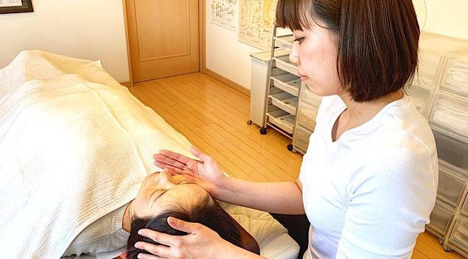 小顔矯正+骨盤矯正 K様20190730|心月整体院・大阪施術院・女性専用サロン