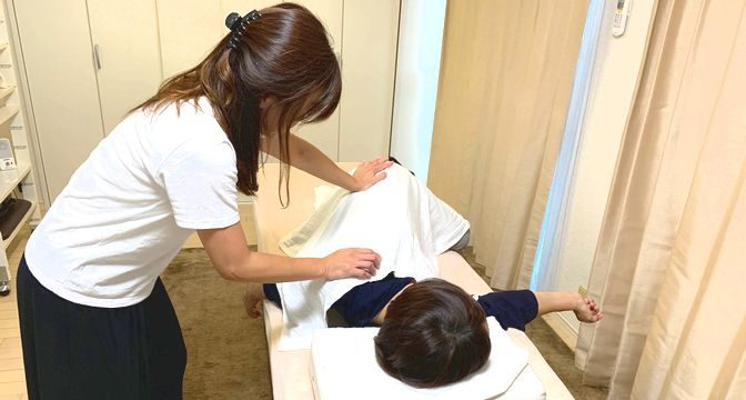 骨盤矯正S様 20191030|心月整体院・大阪施術院・女性専用サロン