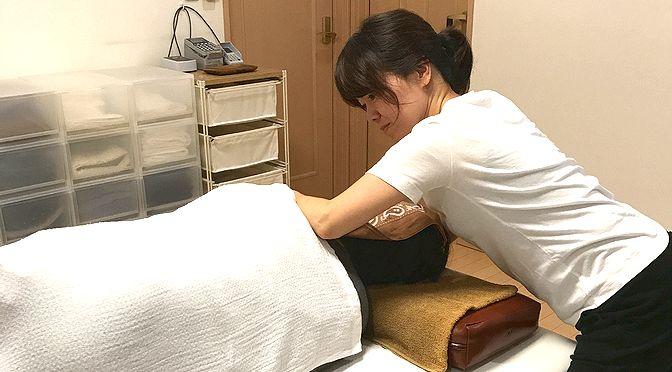 芯圧整体 U 様20191026|心月整体院・奈良施術院・女性専用サロン
