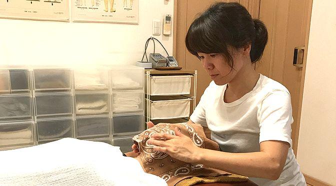 小顔矯正、セルライト除去整体足 N 様20190711|心月整体院・奈良施術院・女性専用サロン
