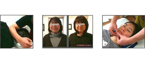 小顔矯正・大阪・奈良・神戸の女性専用サロン